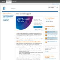 AT&T Connect Support image