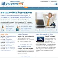 Presenter Net image