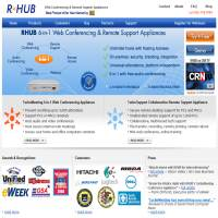 R Hub Communications image